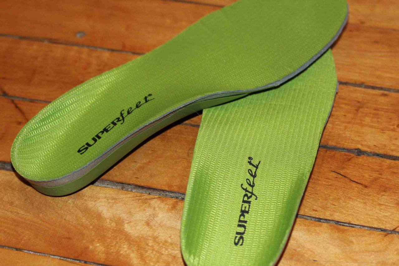 Custom Orthotics Can Relieve Foot Pain