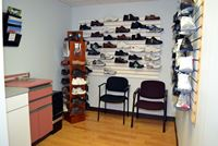 Visit Our On Site Shoe Store