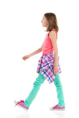 Checking on gait issues in children