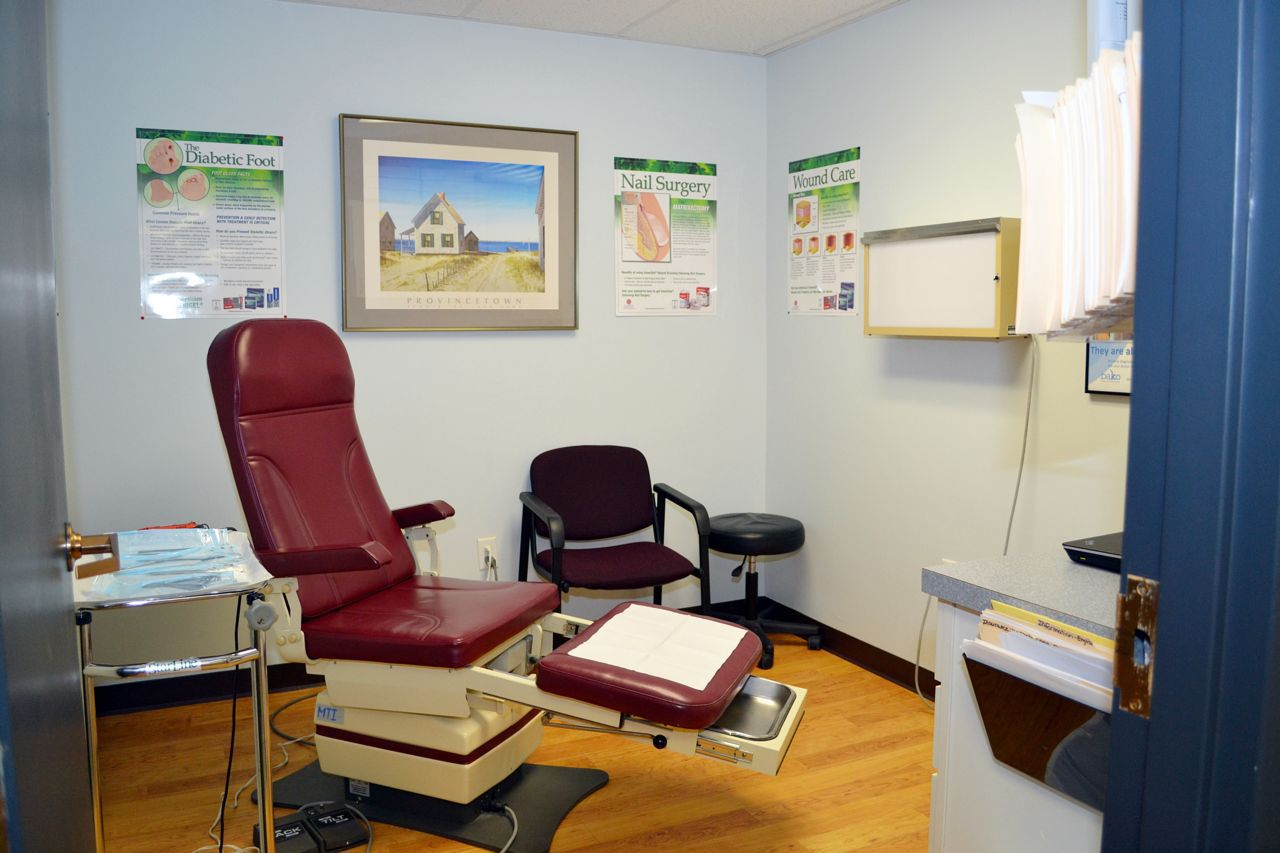 North Andover Podiatry Office