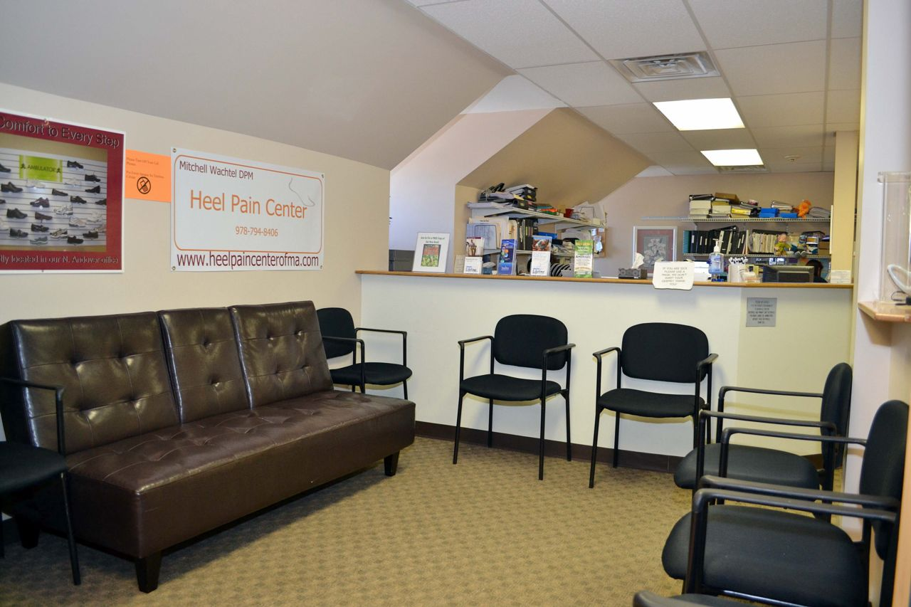 Visit One of Our Four Podiatry Offices in MA