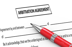 arbitration and divorce
