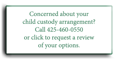 Request review of your child custody arrangement
