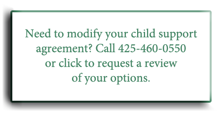 Modify child support