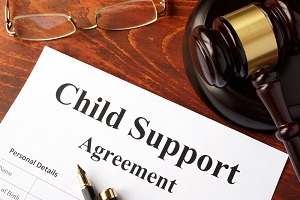 Child support adjustment