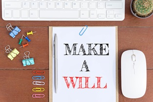 Hiring a lawyer to create your will