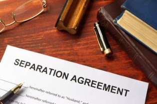 Separation agreements in Washington