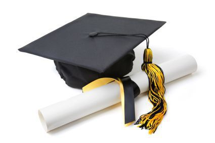 A study showed that a college degree could make the difference in a Washington State divorce.