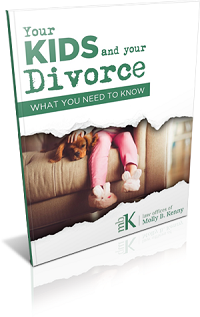 Free guide for families facing divorce