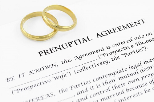 Facts About Prenuptial Agreements In Washington State | Law