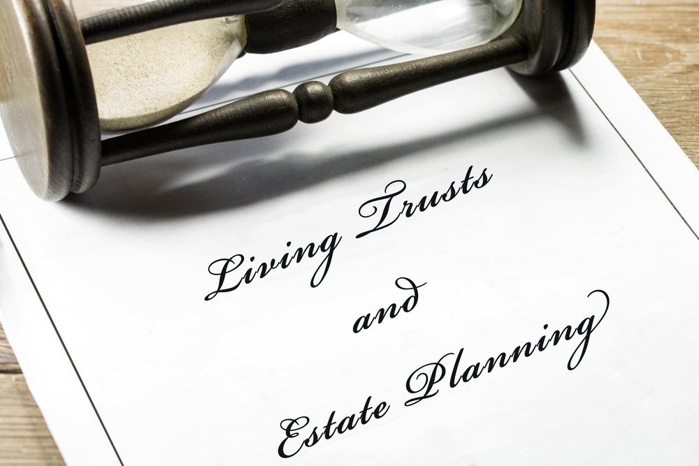 Funding a living trust