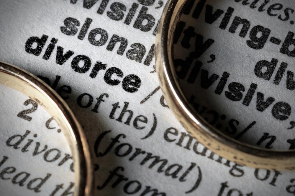 Filing first for divorce