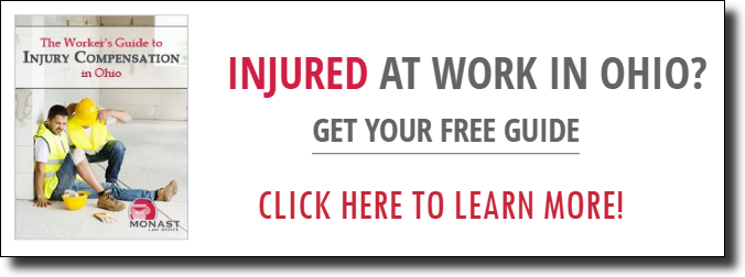Free guide for those injured at work in Ohio