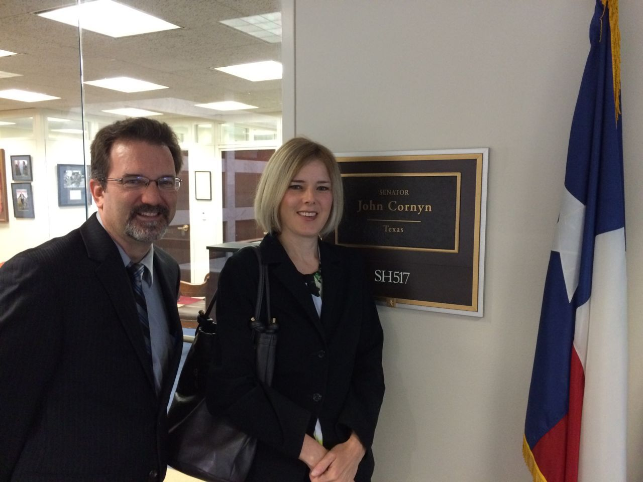 Morgan & Weisbrod attorneys travel to DC