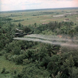 agent orange exposure in Vietnam