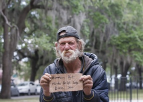 homeless vets can collect disability