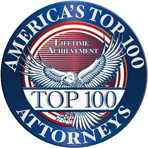 Keith Donovan - America's Top 100 Attorneys