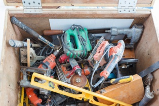 Power Tool Accidents and Injuries