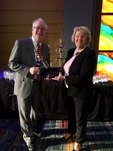 Attorney Pete Jones 2017 Golden Gavel Award Recipient