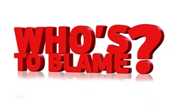 Who is to blame after a car accident?