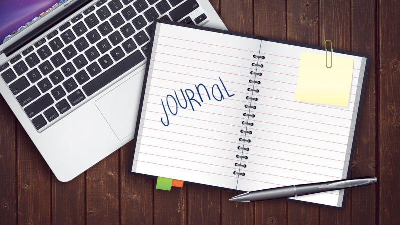 Image result for keeping a journal