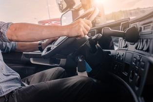 single_truck_driver