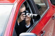 A private detective could be hired to investigate your workers' compensation claim