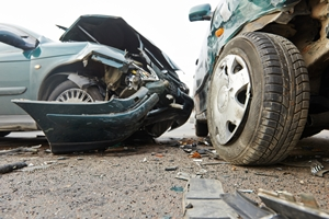 Factors in a car accident