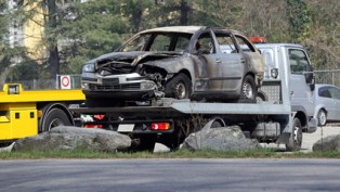Car accidents involving burn injuries