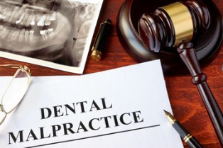 When a dentist can be sued for medical malpractice
