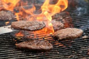 Grilling burn injuries