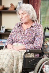Choking and nursing home neglect