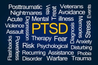 June is PTSD awareness month
