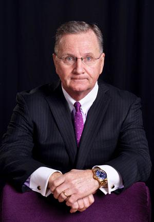 Richard J. Arsenault Biography Photo