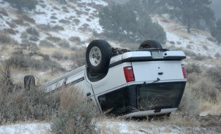 SUV rollover crashes