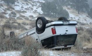 SUV rollover crashes
