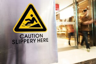 Slip and fall accidents in theatres