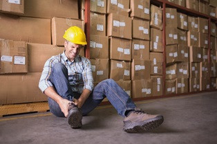 Warehouse slip and fall accidents