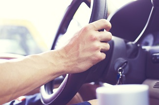 Hands On Steering Wheel