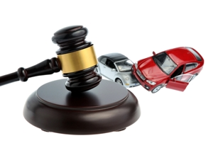 How a car accident case works