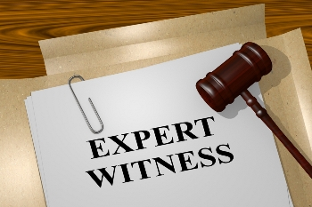 Expert witnesses in personal injury cases
