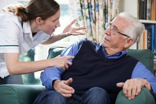 Verbal abuse in nursing homes