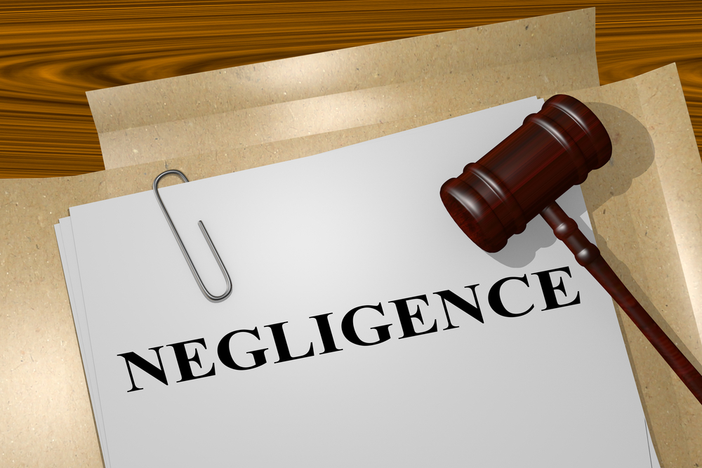 negligence and car accidents