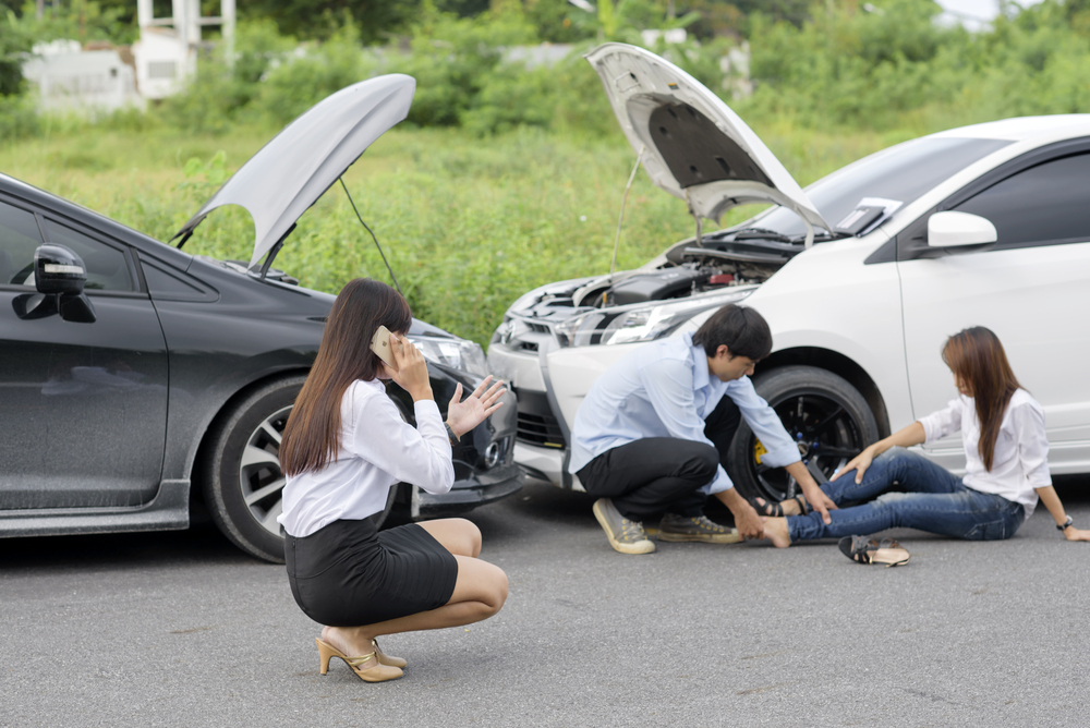 Car accidents and soft tissue injuries