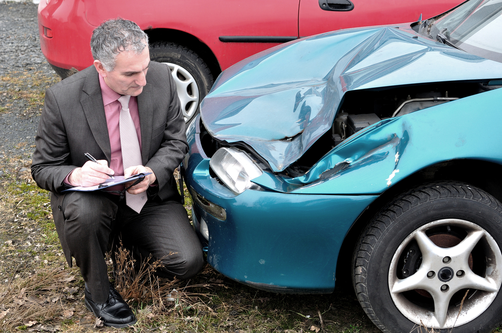 talk to your insurance agent after an accident