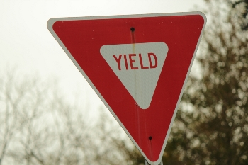 Failure to yield accidents