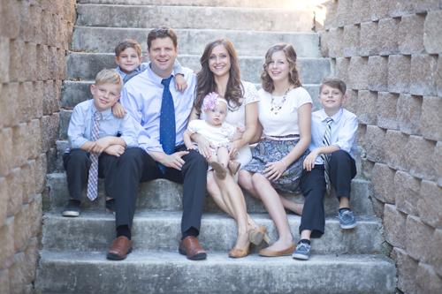 sam packard family