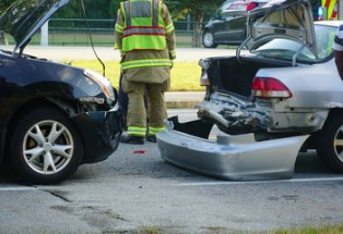 Getting paid after a car accident