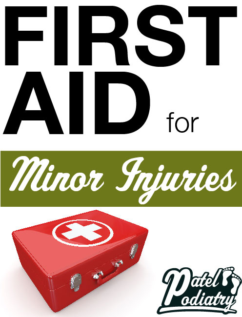 First Aid for Minor Injuries