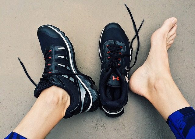Foot After Exercise